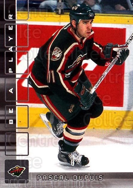 2001-02 BAP Memorabilia #247 Pascal Dupuis<br/>4 In Stock - $1.00 each - <a href=https://centericecollectibles.foxycart.com/cart?name=2001-02%20BAP%20Memorabilia%20%23247%20Pascal%20Dupuis...&quantity_max=4&price=$1.00&code=162609 class=foxycart> Buy it now! </a>