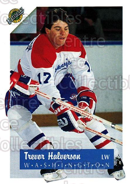 1991 Ultimate Draft #17 Trevor Halverson<br/>9 In Stock - $1.00 each - <a href=https://centericecollectibles.foxycart.com/cart?name=1991%20Ultimate%20Draft%20%2317%20Trevor%20Halverso...&quantity_max=9&price=$1.00&code=16262 class=foxycart> Buy it now! </a>