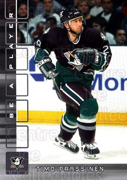 2001-02 BAP Memorabilia #327 Timo Parssinen<br/>3 In Stock - $1.00 each - <a href=https://centericecollectibles.foxycart.com/cart?name=2001-02%20BAP%20Memorabilia%20%23327%20Timo%20Parssinen...&quantity_max=3&price=$1.00&code=162690 class=foxycart> Buy it now! </a>