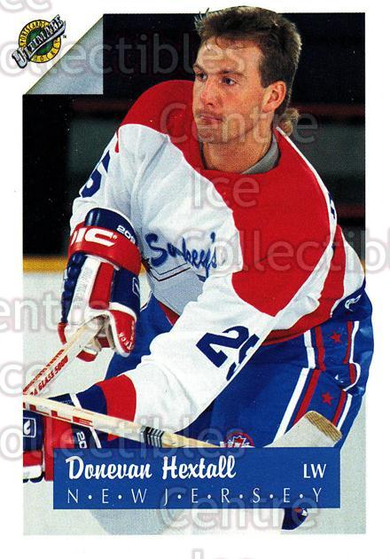 1991 Ultimate Draft #25 Donevan Hextall<br/>9 In Stock - $1.00 each - <a href=https://centericecollectibles.foxycart.com/cart?name=1991%20Ultimate%20Draft%20%2325%20Donevan%20Hextall...&quantity_max=9&price=$1.00&code=16271 class=foxycart> Buy it now! </a>