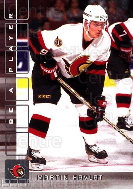 2001-02 BAP Memorabilia #41 Martin Havlat<br/>7 In Stock - $1.00 each - <a href=https://centericecollectibles.foxycart.com/cart?name=2001-02%20BAP%20Memorabilia%20%2341%20Martin%20Havlat...&quantity_max=7&price=$1.00&code=162766 class=foxycart> Buy it now! </a>