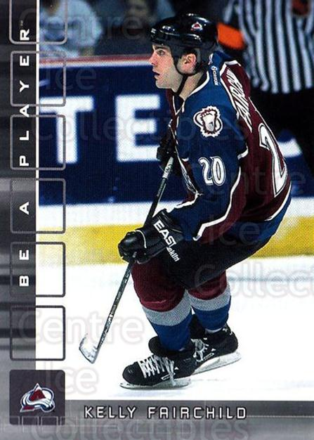 2001-02 BAP Memorabilia #431 Kelly Fairchild<br/>3 In Stock - $1.00 each - <a href=https://centericecollectibles.foxycart.com/cart?name=2001-02%20BAP%20Memorabilia%20%23431%20Kelly%20Fairchild...&quantity_max=3&price=$1.00&code=162787 class=foxycart> Buy it now! </a>