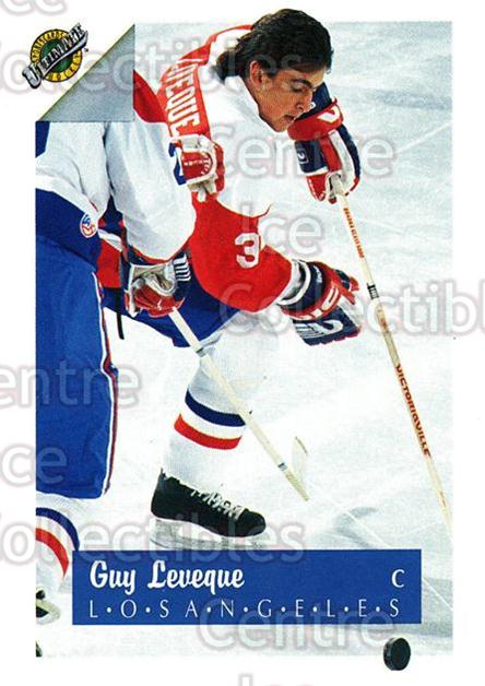 1991 Ultimate Draft #31 Guy Leveque<br/>12 In Stock - $1.00 each - <a href=https://centericecollectibles.foxycart.com/cart?name=1991%20Ultimate%20Draft%20%2331%20Guy%20Leveque...&quantity_max=12&price=$1.00&code=16278 class=foxycart> Buy it now! </a>