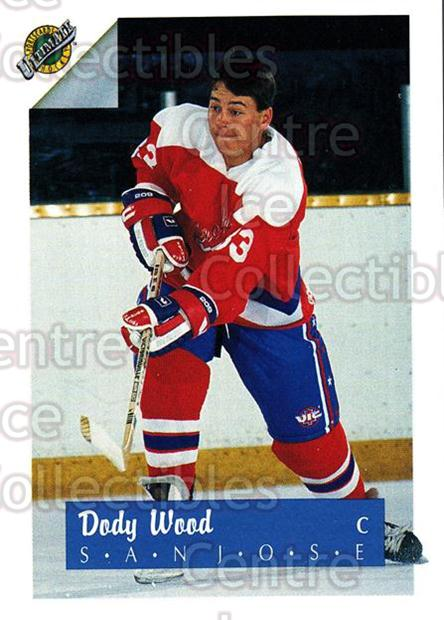 1991 Ultimate Draft #33 Dody Wood<br/>5 In Stock - $1.00 each - <a href=https://centericecollectibles.foxycart.com/cart?name=1991%20Ultimate%20Draft%20%2333%20Dody%20Wood...&quantity_max=5&price=$1.00&code=16280 class=foxycart> Buy it now! </a>