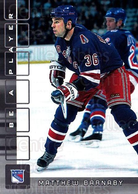2001-02 BAP Memorabilia #475 Matthew Barnaby<br/>6 In Stock - $1.00 each - <a href=https://centericecollectibles.foxycart.com/cart?name=2001-02%20BAP%20Memorabilia%20%23475%20Matthew%20Barnaby...&quantity_max=6&price=$1.00&code=162831 class=foxycart> Buy it now! </a>