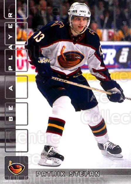 2001-02 BAP Memorabilia #69 Patrik Stefan<br/>7 In Stock - $1.00 each - <a href=https://centericecollectibles.foxycart.com/cart?name=2001-02%20BAP%20Memorabilia%20%2369%20Patrik%20Stefan...&quantity_max=7&price=$1.00&code=162879 class=foxycart> Buy it now! </a>