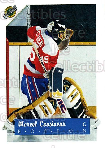 1991 Ultimate Draft #45 Marcel Cousineau<br/>10 In Stock - $1.00 each - <a href=https://centericecollectibles.foxycart.com/cart?name=1991%20Ultimate%20Draft%20%2345%20Marcel%20Cousinea...&quantity_max=10&price=$1.00&code=16291 class=foxycart> Buy it now! </a>