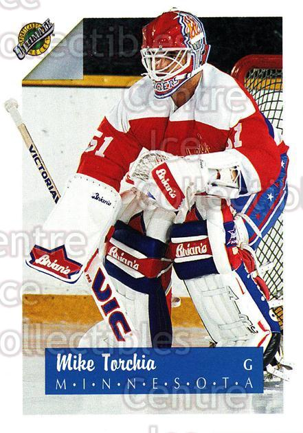 1991 Ultimate Draft #50 Mike Torchia<br/>4 In Stock - $1.00 each - <a href=https://centericecollectibles.foxycart.com/cart?name=1991%20Ultimate%20Draft%20%2350%20Mike%20Torchia...&quantity_max=4&price=$1.00&code=16297 class=foxycart> Buy it now! </a>