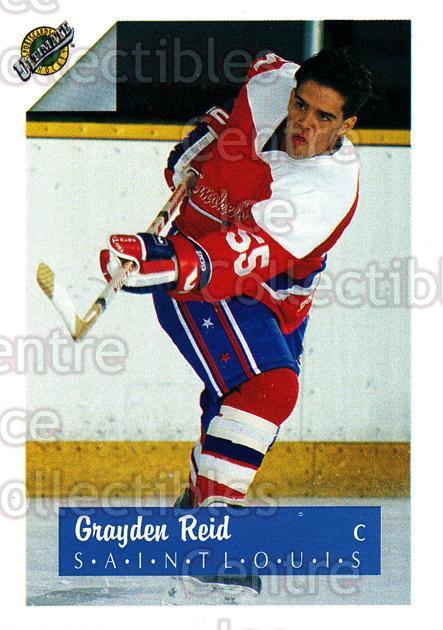 1991 Ultimate Draft #53 Grayden Reid<br/>8 In Stock - $1.00 each - <a href=https://centericecollectibles.foxycart.com/cart?name=1991%20Ultimate%20Draft%20%2353%20Grayden%20Reid...&quantity_max=8&price=$1.00&code=16300 class=foxycart> Buy it now! </a>