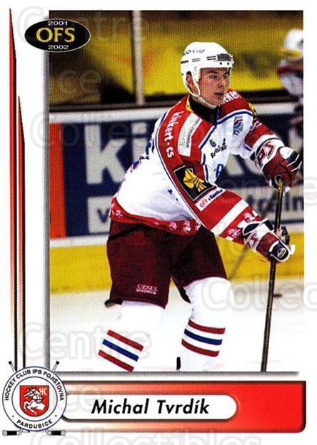 2001-02 Czech OFS #258 Michal Tvrdik<br/>4 In Stock - $2.00 each - <a href=https://centericecollectibles.foxycart.com/cart?name=2001-02%20Czech%20OFS%20%23258%20Michal%20Tvrdik...&quantity_max=4&price=$2.00&code=163032 class=foxycart> Buy it now! </a>