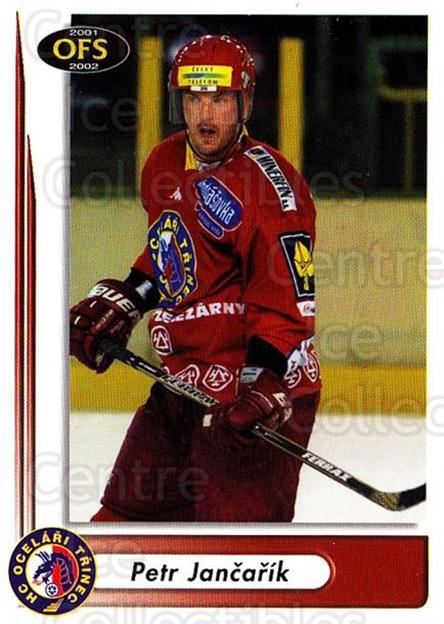 2001-02 Czech OFS #51 Petr Jancarik<br/>6 In Stock - $2.00 each - <a href=https://centericecollectibles.foxycart.com/cart?name=2001-02%20Czech%20OFS%20%2351%20Petr%20Jancarik...&quantity_max=6&price=$2.00&code=163080 class=foxycart> Buy it now! </a>