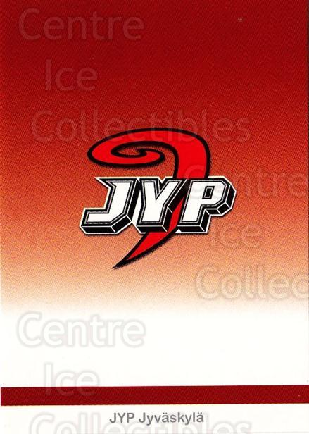 2001-02 Finnish Cardset #60 JYP<br/>8 In Stock - $2.00 each - <a href=https://centericecollectibles.foxycart.com/cart?name=2001-02%20Finnish%20Cardset%20%2360%20JYP...&price=$2.00&code=163303 class=foxycart> Buy it now! </a>
