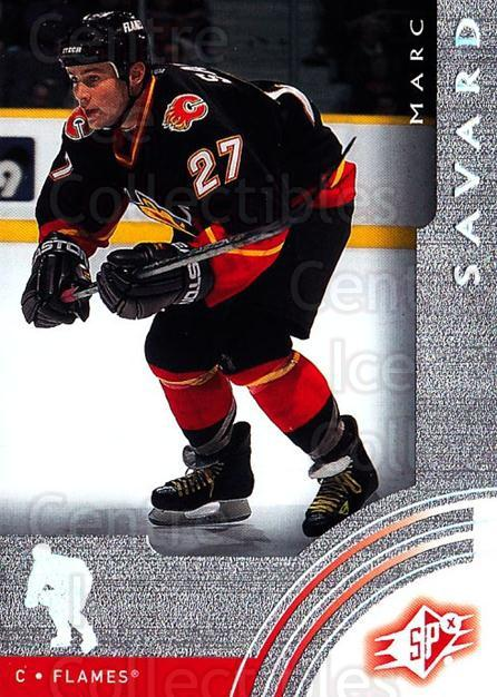 2001-02 SPx #9 Marc Savard<br/>6 In Stock - $1.00 each - <a href=https://centericecollectibles.foxycart.com/cart?name=2001-02%20SPx%20%239%20Marc%20Savard...&quantity_max=6&price=$1.00&code=163354 class=foxycart> Buy it now! </a>