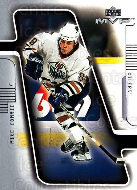 2001-02 Upper Deck MVP #76 Mike Comrie<br/>3 In Stock - $1.00 each - <a href=https://centericecollectibles.foxycart.com/cart?name=2001-02%20Upper%20Deck%20MVP%20%2376%20Mike%20Comrie...&quantity_max=3&price=$1.00&code=163449 class=foxycart> Buy it now! </a>