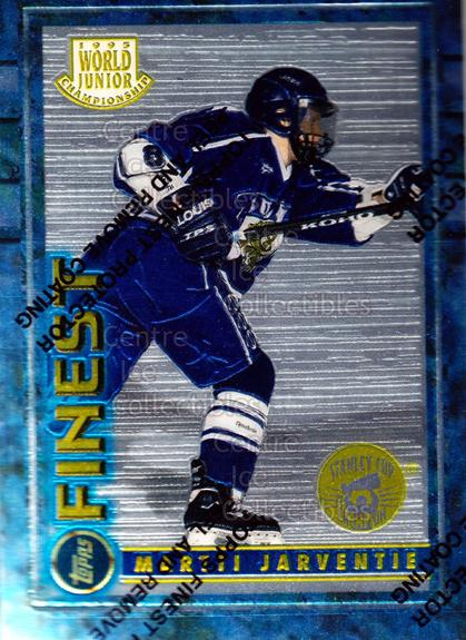 1994-95 Finest Super Team Winner Redeemed #130 Martti Jarventie<br/>11 In Stock - $2.00 each - <a href=https://centericecollectibles.foxycart.com/cart?name=1994-95%20Finest%20Super%20Team%20Winner%20Redeemed%20%23130%20Martti%20Jarventi...&quantity_max=11&price=$2.00&code=1636 class=foxycart> Buy it now! </a>
