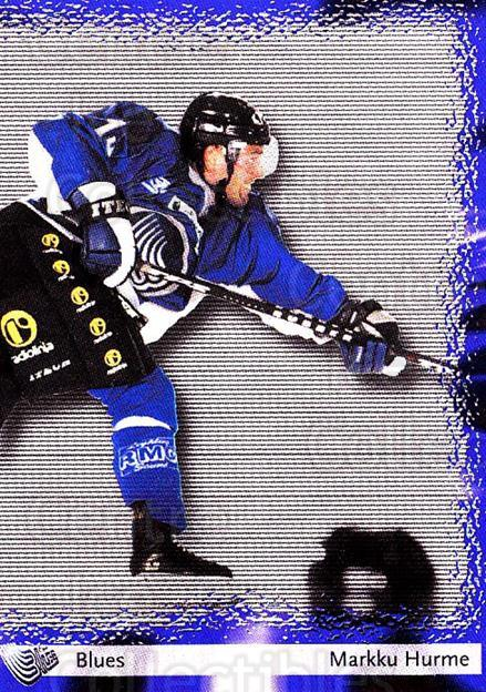 2002-03 Finnish Cardset #27 Markku Hurme<br/>7 In Stock - $2.00 each - <a href=https://centericecollectibles.foxycart.com/cart?name=2002-03%20Finnish%20Cardset%20%2327%20Markku%20Hurme...&quantity_max=7&price=$2.00&code=163769 class=foxycart> Buy it now! </a>