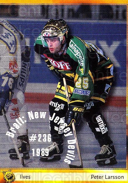 2002-03 Finnish Cardset #56 Peter Larsson<br/>7 In Stock - $2.00 each - <a href=https://centericecollectibles.foxycart.com/cart?name=2002-03%20Finnish%20Cardset%20%2356%20Peter%20Larsson...&quantity_max=7&price=$2.00&code=163827 class=foxycart> Buy it now! </a>