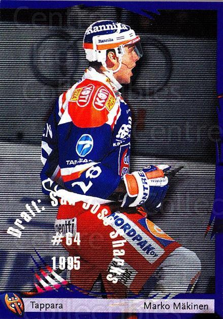 2002-03 Finnish Cardset #78 Marko Makinen<br/>4 In Stock - $2.00 each - <a href=https://centericecollectibles.foxycart.com/cart?name=2002-03%20Finnish%20Cardset%20%2378%20Marko%20Makinen...&quantity_max=4&price=$2.00&code=163850 class=foxycart> Buy it now! </a>