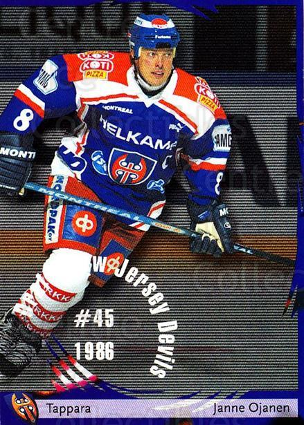 2002-03 Finnish Cardset #87 Janne Ojanen<br/>8 In Stock - $2.00 each - <a href=https://centericecollectibles.foxycart.com/cart?name=2002-03%20Finnish%20Cardset%20%2387%20Janne%20Ojanen...&quantity_max=8&price=$2.00&code=163858 class=foxycart> Buy it now! </a>