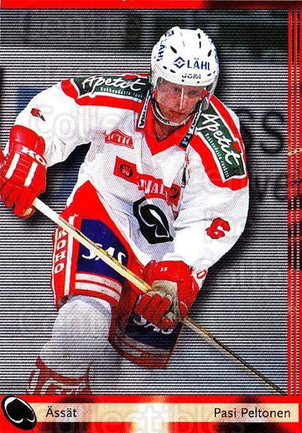 2002-03 Finnish Cardset #92 Pasi Peltonen<br/>11 In Stock - $2.00 each - <a href=https://centericecollectibles.foxycart.com/cart?name=2002-03%20Finnish%20Cardset%20%2392%20Pasi%20Peltonen...&quantity_max=11&price=$2.00&code=163864 class=foxycart> Buy it now! </a>