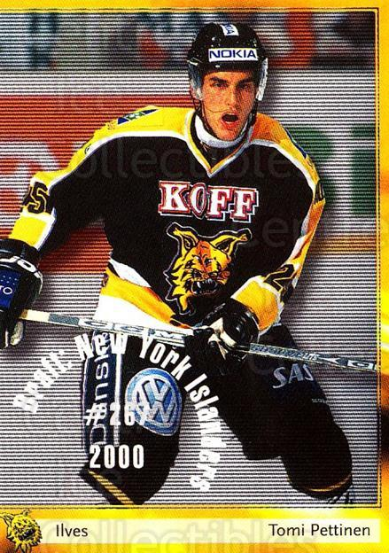 2002-03 Finnish Cardset #93 Tomi Pettinen<br/>10 In Stock - $2.00 each - <a href=https://centericecollectibles.foxycart.com/cart?name=2002-03%20Finnish%20Cardset%20%2393%20Tomi%20Pettinen...&quantity_max=10&price=$2.00&code=163865 class=foxycart> Buy it now! </a>