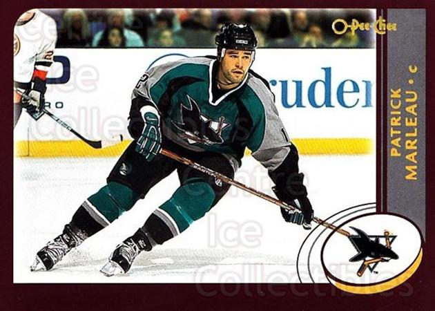2002-03 O-Pee-Chee Factory #63 Patrick Marleau<br/>7 In Stock - $1.00 each - <a href=https://centericecollectibles.foxycart.com/cart?name=2002-03%20O-Pee-Chee%20Factory%20%2363%20Patrick%20Marleau...&quantity_max=7&price=$1.00&code=164119 class=foxycart> Buy it now! </a>