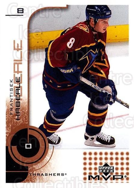 2002-03 Upper Deck MVP #7 Frantisek Kaberle<br/>6 In Stock - $1.00 each - <a href=https://centericecollectibles.foxycart.com/cart?name=2002-03%20Upper%20Deck%20MVP%20%237%20Frantisek%20Kaber...&quantity_max=6&price=$1.00&code=164496 class=foxycart> Buy it now! </a>
