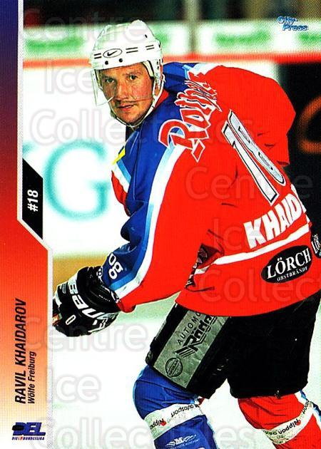 2003-04 German DEL #56 Ravil Khaidarov<br/>5 In Stock - $2.00 each - <a href=https://centericecollectibles.foxycart.com/cart?name=2003-04%20German%20DEL%20%2356%20Ravil%20Khaidarov...&quantity_max=5&price=$2.00&code=164630 class=foxycart> Buy it now! </a>