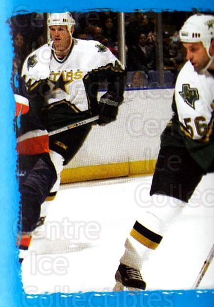 2003-04 Panini Stickers #262 Jason Arnott, Sergei Zubov, Dallas Stars<br/>6 In Stock - $1.00 each - <a href=https://centericecollectibles.foxycart.com/cart?name=2003-04%20Panini%20Stickers%20%23262%20Jason%20Arnott,%20S...&quantity_max=6&price=$1.00&code=164765 class=foxycart> Buy it now! </a>