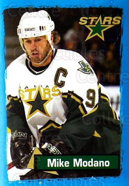 2003-04 Panini Stickers #270 Mike Modano<br/>7 In Stock - $1.00 each - <a href=https://centericecollectibles.foxycart.com/cart?name=2003-04%20Panini%20Stickers%20%23270%20Mike%20Modano...&quantity_max=7&price=$1.00&code=164774 class=foxycart> Buy it now! </a>