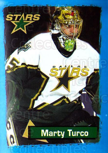 2003-04 Panini Stickers #271 Marty Turco<br/>3 In Stock - $1.00 each - <a href=https://centericecollectibles.foxycart.com/cart?name=2003-04%20Panini%20Stickers%20%23271%20Marty%20Turco...&quantity_max=3&price=$1.00&code=164775 class=foxycart> Buy it now! </a>