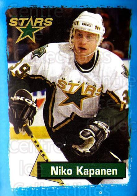 2003-04 Panini Stickers #273 Niko Kapanen<br/>7 In Stock - $1.00 each - <a href=https://centericecollectibles.foxycart.com/cart?name=2003-04%20Panini%20Stickers%20%23273%20Niko%20Kapanen...&quantity_max=7&price=$1.00&code=164777 class=foxycart> Buy it now! </a>