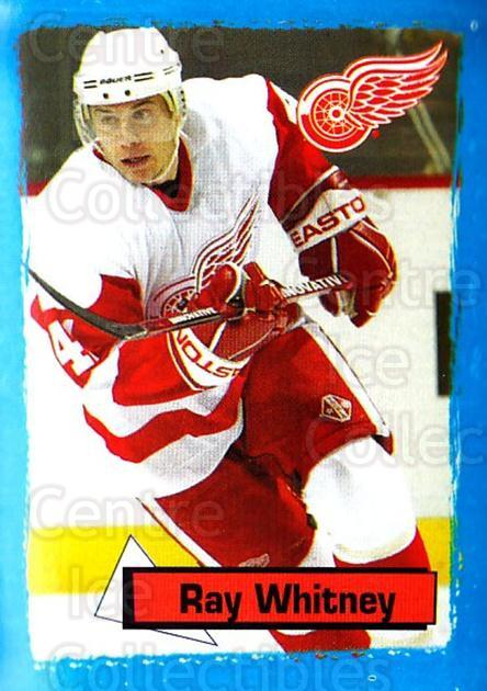 2003-04 Panini Stickers #275 Ray Whitney<br/>8 In Stock - $1.00 each - <a href=https://centericecollectibles.foxycart.com/cart?name=2003-04%20Panini%20Stickers%20%23275%20Ray%20Whitney...&quantity_max=8&price=$1.00&code=164778 class=foxycart> Buy it now! </a>