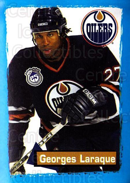 2003-04 Panini Stickers #287 Georges Laraque<br/>6 In Stock - $1.00 each - <a href=https://centericecollectibles.foxycart.com/cart?name=2003-04%20Panini%20Stickers%20%23287%20Georges%20Laraque...&quantity_max=6&price=$1.00&code=164788 class=foxycart> Buy it now! </a>
