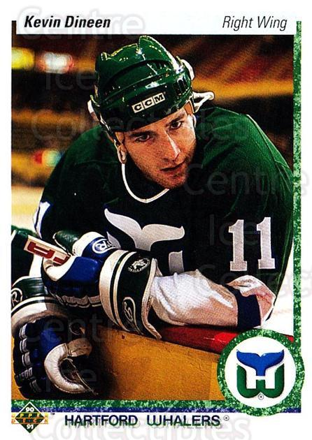 1990-91 Upper Deck #266 Kevin Dineen<br/>5 In Stock - $1.00 each - <a href=https://centericecollectibles.foxycart.com/cart?name=1990-91%20Upper%20Deck%20%23266%20Kevin%20Dineen...&quantity_max=5&price=$1.00&code=16478 class=foxycart> Buy it now! </a>