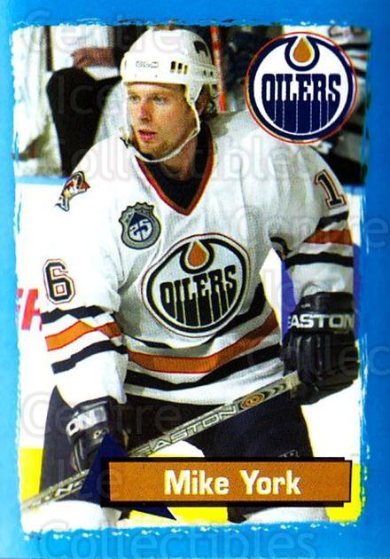 2003-04 Panini Stickers #294 Mike York<br/>2 In Stock - $1.00 each - <a href=https://centericecollectibles.foxycart.com/cart?name=2003-04%20Panini%20Stickers%20%23294%20Mike%20York...&quantity_max=2&price=$1.00&code=164796 class=foxycart> Buy it now! </a>
