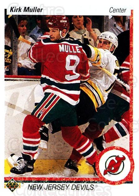 1990-91 Upper Deck #267 Kirk Muller<br/>6 In Stock - $1.00 each - <a href=https://centericecollectibles.foxycart.com/cart?name=1990-91%20Upper%20Deck%20%23267%20Kirk%20Muller...&quantity_max=6&price=$1.00&code=16479 class=foxycart> Buy it now! </a>