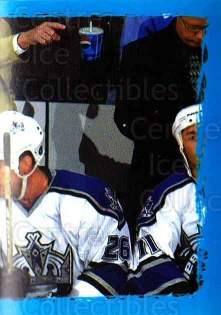 2003-04 Panini Stickers #302 Trent Klatt, Los Angeles Kings<br/>3 In Stock - $1.00 each - <a href=https://centericecollectibles.foxycart.com/cart?name=2003-04%20Panini%20Stickers%20%23302%20Trent%20Klatt,%20Lo...&quantity_max=3&price=$1.00&code=164805 class=foxycart> Buy it now! </a>