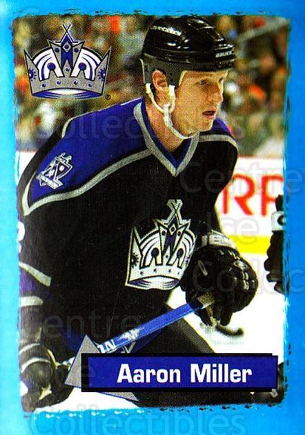 2003-04 Panini Stickers #305 Aaron Miller<br/>8 In Stock - $1.00 each - <a href=https://centericecollectibles.foxycart.com/cart?name=2003-04%20Panini%20Stickers%20%23305%20Aaron%20Miller...&quantity_max=8&price=$1.00&code=164808 class=foxycart> Buy it now! </a>