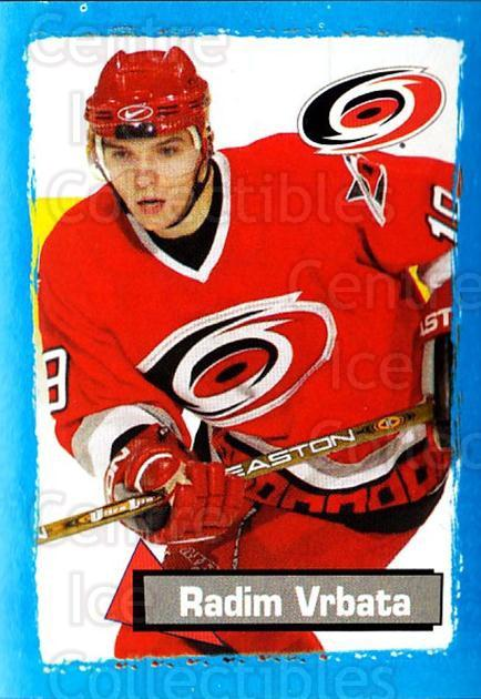 2003-04 Panini Stickers #42 Radim Vrbata<br/>4 In Stock - $1.00 each - <a href=https://centericecollectibles.foxycart.com/cart?name=2003-04%20Panini%20Stickers%20%2342%20Radim%20Vrbata...&quantity_max=4&price=$1.00&code=164903 class=foxycart> Buy it now! </a>