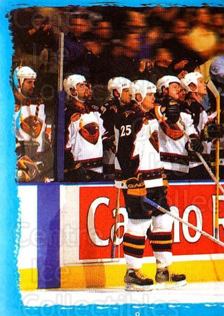 2003-04 Panini Stickers #9 Ilya Kovalchuk, Atlanta Thrashers, Team Photo<br/>4 In Stock - $1.00 each - <a href=https://centericecollectibles.foxycart.com/cart?name=2003-04%20Panini%20Stickers%20%239%20Ilya%20Kovalchuk,...&quantity_max=4&price=$1.00&code=164953 class=foxycart> Buy it now! </a>