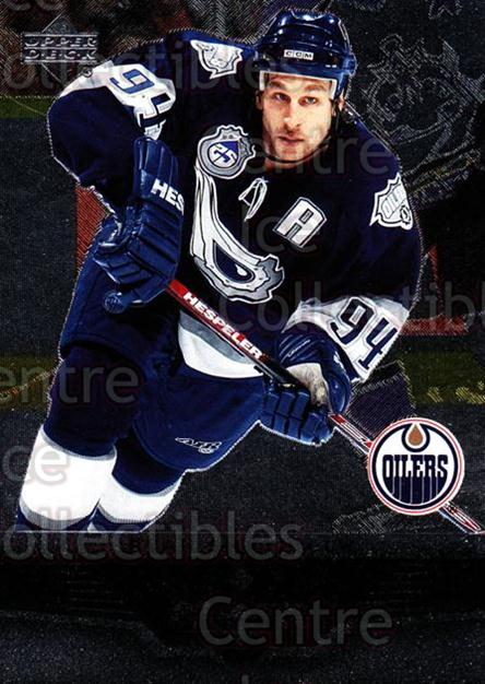 2005-06 Black Diamond #32 Ryan Smyth<br/>6 In Stock - $1.00 each - <a href=https://centericecollectibles.foxycart.com/cart?name=2005-06%20Black%20Diamond%20%2332%20Ryan%20Smyth...&quantity_max=6&price=$1.00&code=165753 class=foxycart> Buy it now! </a>