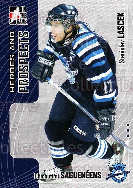 2005-06 ITG Heroes and Prospects #305 Stanislav Lascek<br/>5 In Stock - $1.00 each - <a href=https://centericecollectibles.foxycart.com/cart?name=2005-06%20ITG%20Heroes%20and%20Prospects%20%23305%20Stanislav%20Lasce...&price=$1.00&code=166313 class=foxycart> Buy it now! </a>
