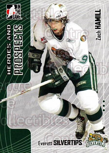 2005-06 ITG Heroes and Prospects #312 Zach Hamill<br/>1 In Stock - $1.00 each - <a href=https://centericecollectibles.foxycart.com/cart?name=2005-06%20ITG%20Heroes%20and%20Prospects%20%23312%20Zach%20Hamill...&price=$1.00&code=166321 class=foxycart> Buy it now! </a>