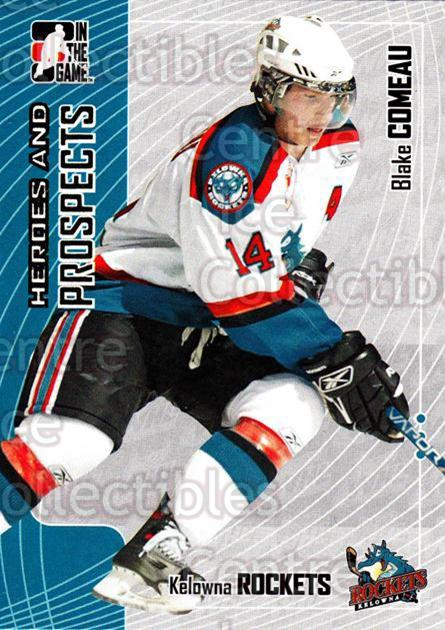 2005-06 ITG Heroes and Prospects #330 Blake Comeau<br/>3 In Stock - $1.00 each - <a href=https://centericecollectibles.foxycart.com/cart?name=2005-06%20ITG%20Heroes%20and%20Prospects%20%23330%20Blake%20Comeau...&price=$1.00&code=166340 class=foxycart> Buy it now! </a>
