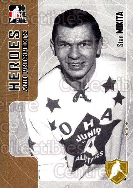 2005-06 ITG Heroes and Prospects #36 Stan Mikita<br/>21 In Stock - $1.00 each - <a href=https://centericecollectibles.foxycart.com/cart?name=2005-06%20ITG%20Heroes%20and%20Prospects%20%2336%20Stan%20Mikita...&price=$1.00&code=166369 class=foxycart> Buy it now! </a>
