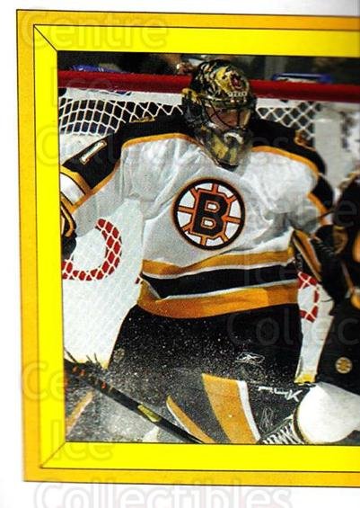 2005-06 Panini Stickers #25 Patrick Leahy, Andrew Raycroft, Boston Bruins<br/>11 In Stock - $1.00 each - <a href=https://centericecollectibles.foxycart.com/cart?name=2005-06%20Panini%20Stickers%20%2325%20Patrick%20Leahy,%20...&quantity_max=11&price=$1.00&code=166504 class=foxycart> Buy it now! </a>