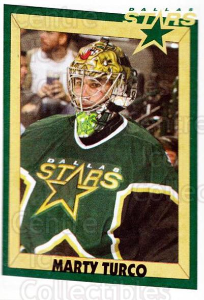 2005-06 Panini Stickers #258 Marty Turco<br/>10 In Stock - $1.00 each - <a href=https://centericecollectibles.foxycart.com/cart?name=2005-06%20Panini%20Stickers%20%23258%20Marty%20Turco...&quantity_max=10&price=$1.00&code=166513 class=foxycart> Buy it now! </a>