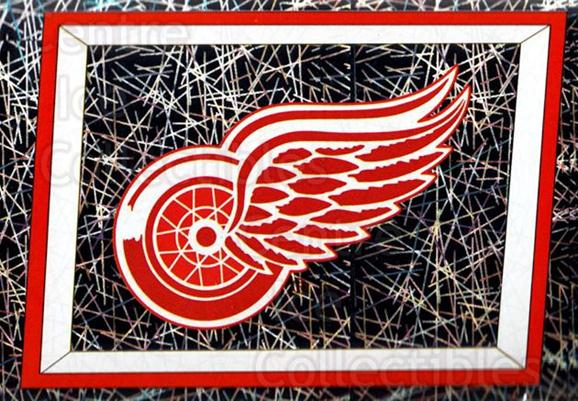 2005-06 Panini Stickers #265 Detroit Red Wings<br/>8 In Stock - $1.00 each - <a href=https://centericecollectibles.foxycart.com/cart?name=2005-06%20Panini%20Stickers%20%23265%20Detroit%20Red%20Win...&quantity_max=8&price=$1.00&code=166519 class=foxycart> Buy it now! </a>