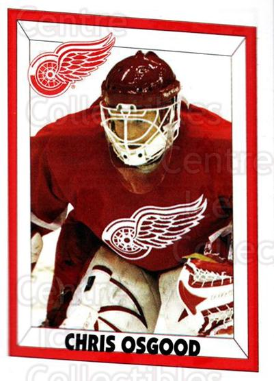 2005-06 Panini Stickers #268 Chris Osgood<br/>7 In Stock - $1.00 each - <a href=https://centericecollectibles.foxycart.com/cart?name=2005-06%20Panini%20Stickers%20%23268%20Chris%20Osgood...&quantity_max=7&price=$1.00&code=166522 class=foxycart> Buy it now! </a>